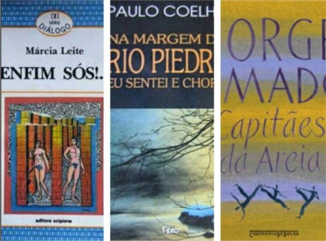 18 livros nacionais